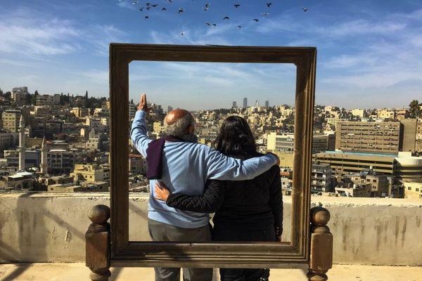Jordânia para a Exposição: 'O fotógrafo viajante' em cartaz no Museu Correios. (Camila Gil/Divulgacao)
