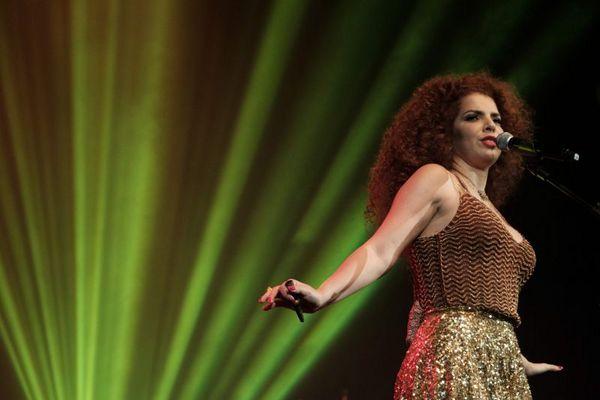 A cantora Vanessa da Mata é uma das atrações mais esperadas para janeiro (Yasuyoshi Chiba/Divulgação)