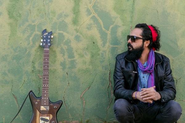 Dillo D%u2019Araújo é o representante brasiliense nesta edição do Todos os sons  ( Diego Baravelli/Divulgação)