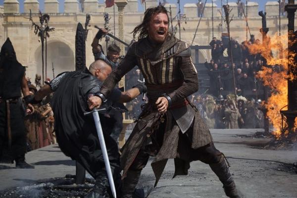 'Assassin's creed' não consegue repetir no cinema as qualidades do game (Reprodução/Internet)