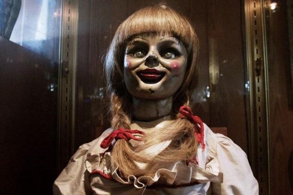 'Annabelle' é um dos filmes da maratona da HBO (Warner Bros/Divulgação)