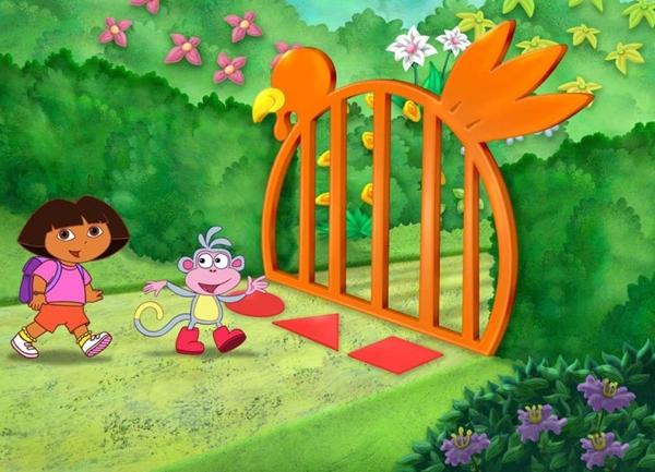 Assim como Dora, a garotada terá uma mochila para encarar as aventuras inspiradas na personagem  (Nickelodeon/Divulgação)