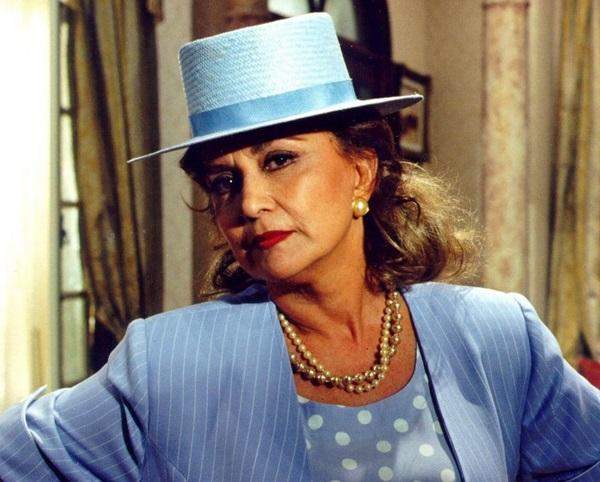 Eva Wilma era o grande destaque da novela 'A indomada' (Arquivo/TV Globo)