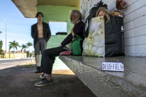 Peça mostra que a ditadura ainda precisa ser discutida no país (Thiago Barreto/DivulgaçãO)
