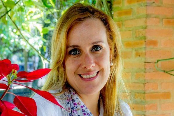 Márcia Dal Medico, autora do livro 'Spa em casa - Saúde pela alimentação' ( Nanah D'Luize/Divulgação)