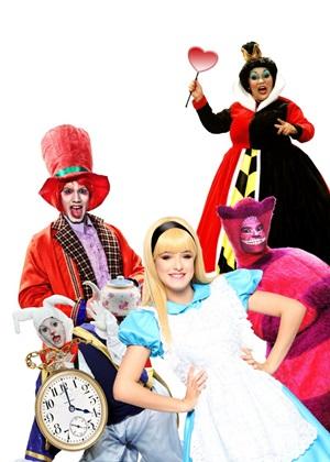 Alice vai viver divertidas aventuras no País das Maravilhas (Paki Produções/Divulgação)