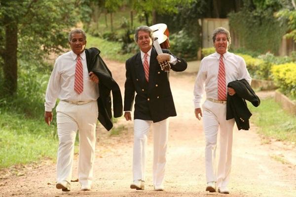 Com 50 anos de carreira, o trio Yucatán apresenta clássicos da música brasileira e internacional (Mariângela Marques/Divulgação)