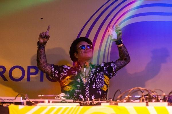 Tiger Blood lançará a nova mixtape 'Derretendo a chapa' na festa (Rafael C Romano/Divulgação)