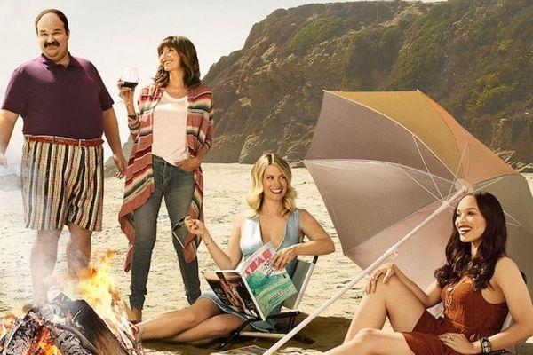 As cenas da terceira temporada da comédia se passam na praia (Fox/Divulgação)