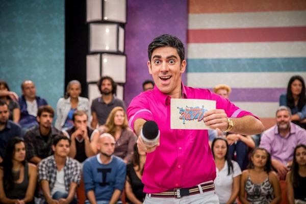 Na quarta temporada, a atração retorna apostando no que faz de melhor: tirar sarro da própria televisão (Paulo Belote/Globo)