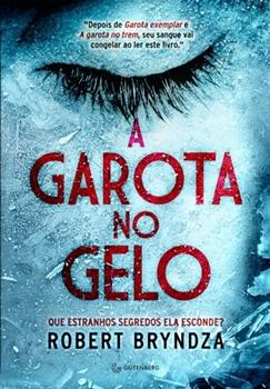 'A garota no gelo' será tema de discussão na Livraria Cultura do CasaPark (Editora Gutenberg/Reprodução)