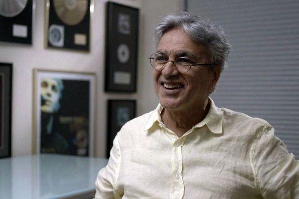 Caetano Veloso durante o documentário 'Axé: Canto do povo de um lugar', de Chico Kertész (Rodrigo Maia/Divulgação)