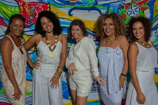 Mulheres de Zeca apresentam sucessos no Outro Calaf (Arquivo Pessoal/Divulgação)
