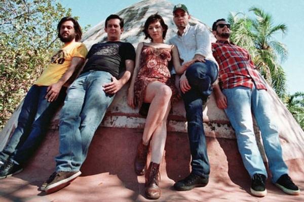 A banda goiana Carne Doce fará apresentação no evento (Beatriz Perini/Divulgação)