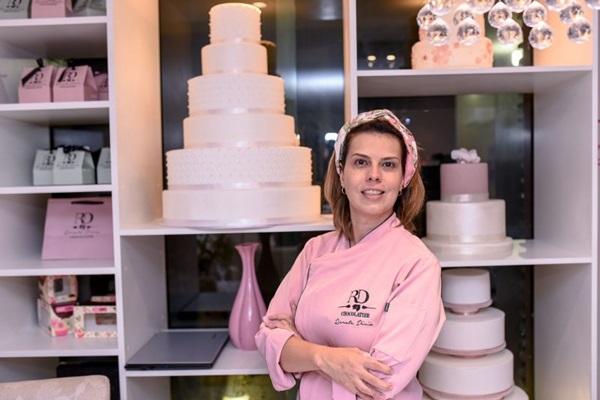Renata Diniz defende uma maior especialização na área de confeitaria (Hugo Schaly/Divulgação)