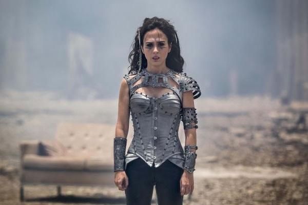 Em TOC, Tatá é Kika K. uma atriz em crise e que disputa espaço com Ingrid no mercado (Fabio Braga/Bionica Filmes)