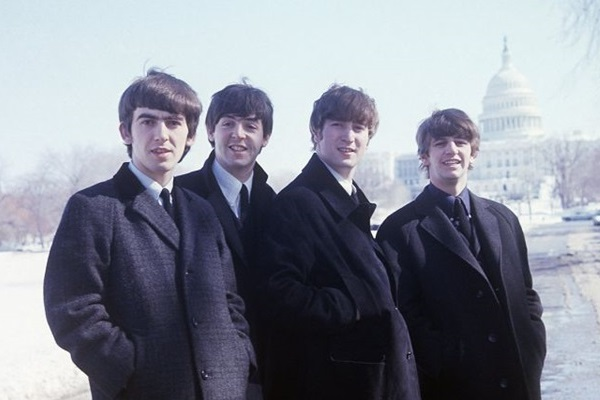 O quarteto de Liverpool é tema de The Beatles: Eight days a week (Reprodução/Internet)