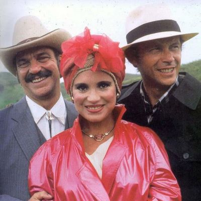 'Roque Santeiro' é um dos marcos da carreira da atriz (Arquivo/TV Globo)