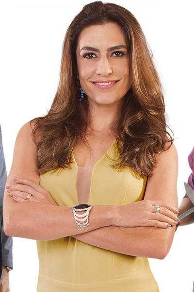 Ticiana Villas Boas participará da nova temporada de 'Duelo de mães' (SBT/Divulgação)