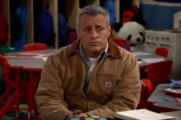 Matt LeBlanc: 'Tenho muito orgulho dos 10 anos que passei em Friends' (Warner/Divulgação)