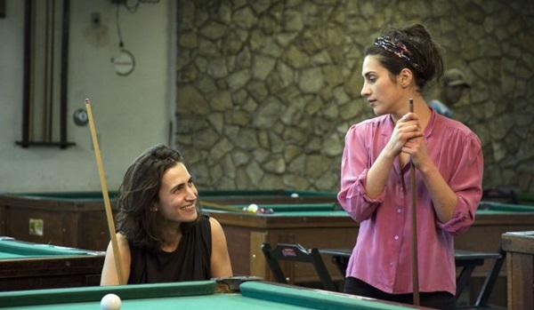 Francisca e Teresa: portuguesas empolgadas com o Brasil (Vitrine Filmes/Divulgação)