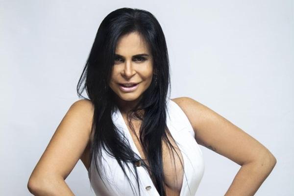 Gretchen comandará a edição de comemoração da festa #Farra, na boate Victoria Haus (Fabio Pamplona/Divulgação )