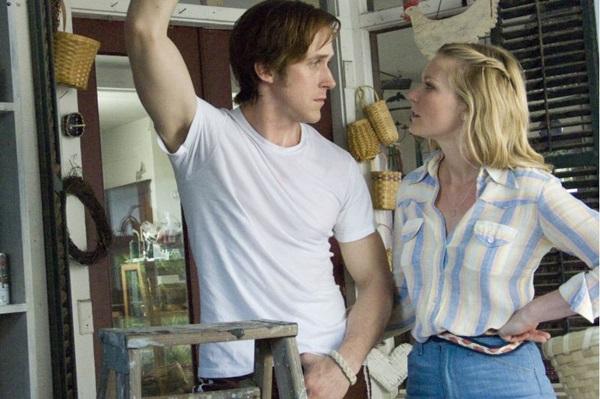 Ryan Gosling e Kirsten Dunst passam por dificuldades no casamento em Entre segredos e mentiras (Imagem Filmes/divulgação)