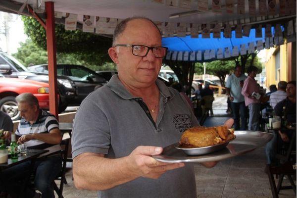 Francisco aposta em preparos tradicionais da região nordeste (Ana Rayssa/Esp. CB/D.A Press)