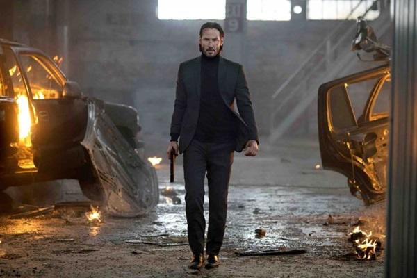 Keanu Reeves volta a viver John Wick (Reprodução/Internet)
