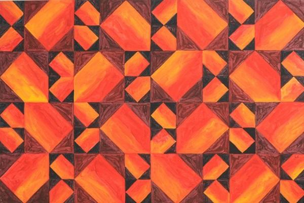 As cores de Luiz Costa estão presentes em Quatressência (Reprodução/Divulgação)