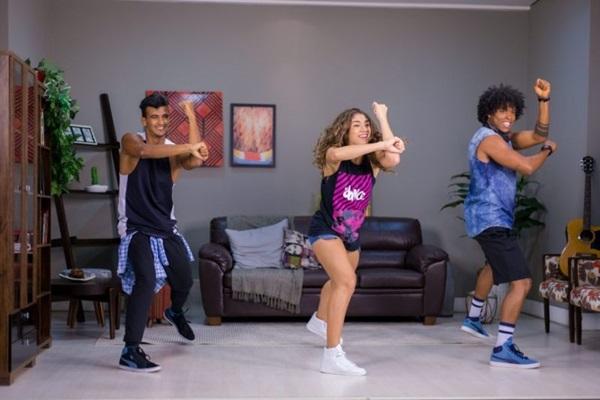 Grupo FitDance comanda aula de dança gratuita (Luca Castro/Divulgação)
