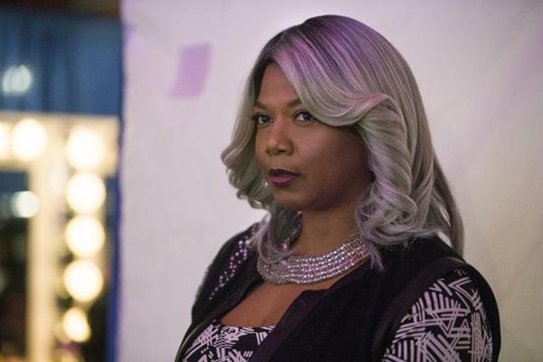 Queen Latifah interpreta a complexa Carlotta no seriado Star da Fox1 (Wilford Harewood/FOX)