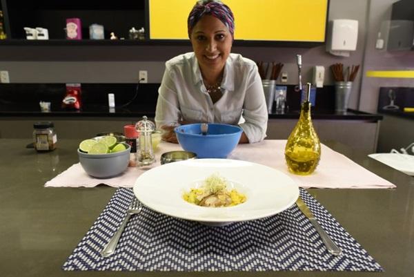 Ceviche é uma das combinações mais assertivas para o tempo festivo, recomenda Tâmara Rolim (Jhonatan Vieira/Esp. CB/D.A Press)