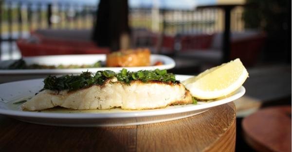 Badejo: peixe sem muita gordura e grelhado, novidade no Otro (Ana Rayssa/Esp. CB/D.A Press)