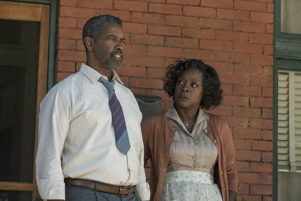 Denzel Washington e Viola Davis esbanjam talento em filme saído de peça de teatro  (Reprodução/Internet)