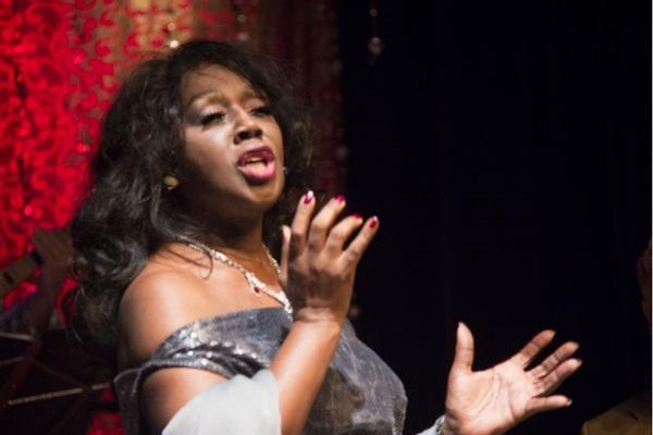 Cantora Watusi participa do musical 'Eu vou tirar você deste lugar %u2014 As canções de Odair José' (Biacchi Jr/Divulgação)