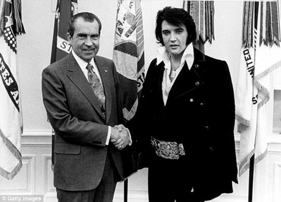 A foto é uma das mais buscadas nos arquivos da Casa Branca  (Getty Images)