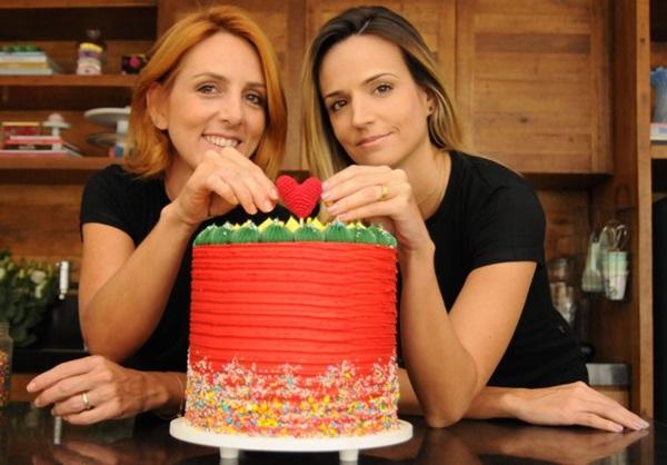 Bruna Prieto e Joana Giordano, dupla que comanda a Las Pitangas (Bárbara Cabral/Esp. CB/D.A Press)