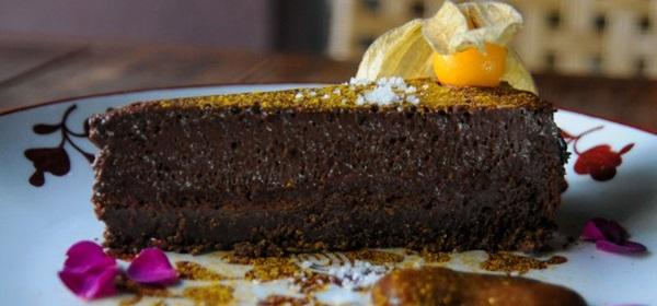 A torta marsel é uma das mais tradicionais do Grand Cru ( Bárbara Cabral/Esp. CB/D.A Press)