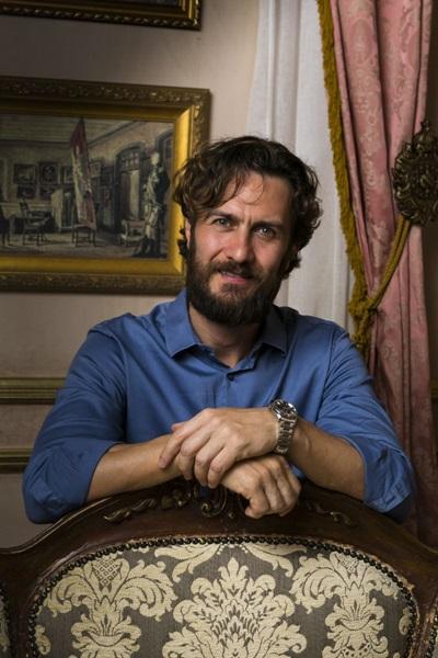 O ator global interpretará o vilão Thomas Johnson na novela histórica, Novo mundo. (Globo/Raquel Cunha)