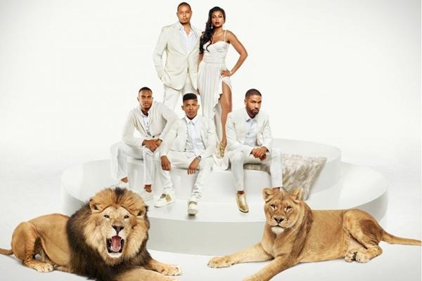 'Empire' acompanha os dramas da família Lyon, responsável por uma gravadora  (Fox/Divulgação)