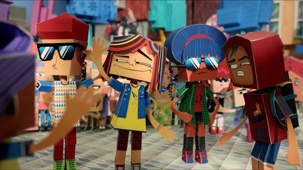 Série latinoamericana do canal Gloob faz sucesso pelo mundo (Gloob/Divulgação)