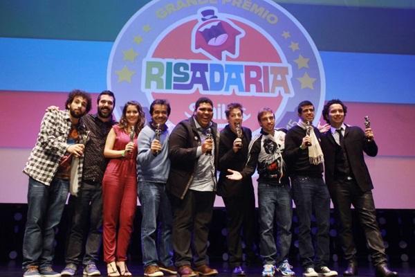 É a terceira vez que o festival Risadaria é realizado em Brasília   (Risadaria/Divulgacao)