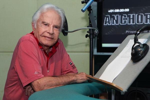 O jornalista, Cid Moreira, narrará escrituras da bíblia no Youtube (Paramount Pictures/Divulgação)