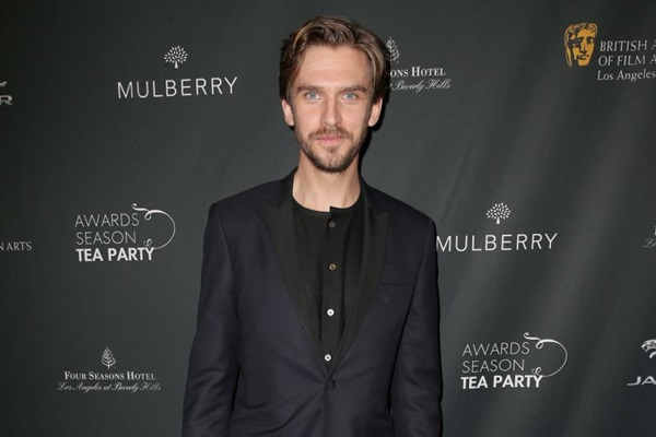 Dan Stevens interpreta grandes personagens dentro e fora do cinema ( Imeh Akpanudosen)