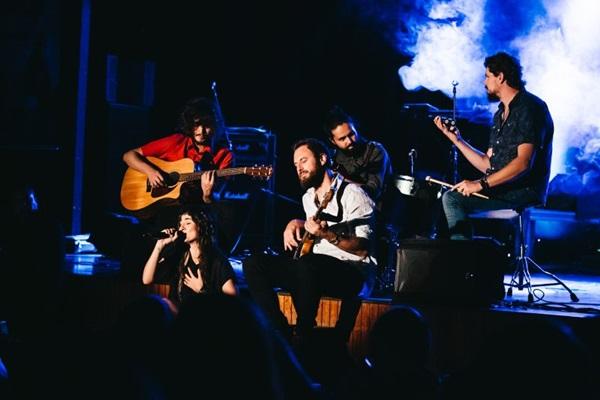 A última apresentação da banda na capital foi em maio de 2016 (Breno Galtier/Divulgação)