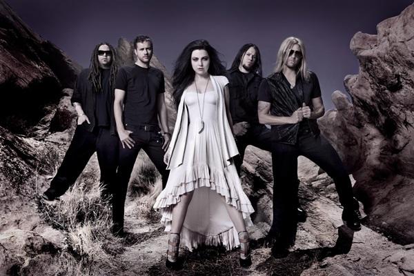 Evanescence desembarca na cidade este mês (Reprodução)