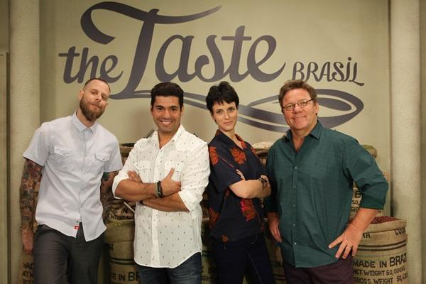 Agora, com chef Helena Rizzo, The Taste Brasil se renova (Tricia Vieira/GNT)
