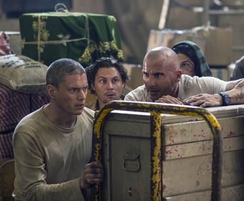 Série bastante famosa nos anos 2000, 'Prison break' ganha nova temporada após oito anos (Fox/Divulgação)