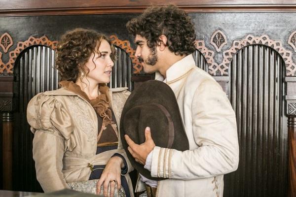 Nova novela da Globo, 'Novo mundo' revive tempos históricos (Raquel Cunha/Divulgacao)